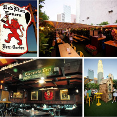 L.A.'s Top Bars & Restaurants To Hit For Oktoberfest