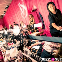 Our Exclusive Look Backstage At The 2013 Victoria's Secret Fashion Show