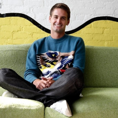 CEO Crush: Evan Spiegel, Snapchat's Smart & Stylish Co-Founder