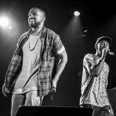 Photo Of The Day: Kanye West Gives Surprise Performance With Tyler The Creator At Odd Future Carnival