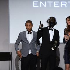 Last Night's Parties: Daft Punk & Gisele Bundchen Attend The WSJ Innovator Awards, The Guggenheim Hosts It's International Gala Pre-Party & More!