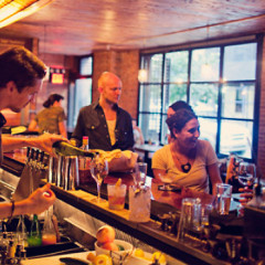 10 Perfect Spots For A Night Out In Williamsburg