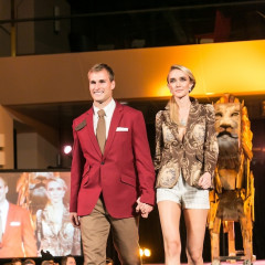 Last Night's Parties: Becky's Fund's Walk This Way, Sumeria DC's Night On The Waterfront & More!