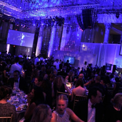 Last Night's Parties: Katy Perry Performs At The UNICEF Snowflake Ball, WWD Hosts The Footwear News Achievement Awards & More!