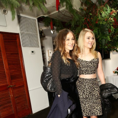 Last Night's Parties: Sarah Jessica Parker Attends The 2013 Cosmo 100 Lunch,