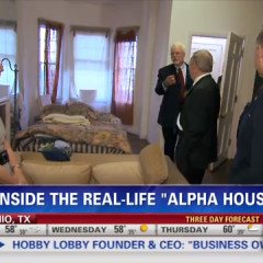 Step Inside Alpha House: The Frat House For Senators