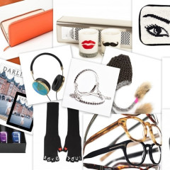 Holiday Gift Guide: From Cheeky To Chic-y, 30 Gifts For The Fashion Girl