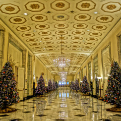 10 Best Luxury Hotels In DC For Holiday Drinks And Dining