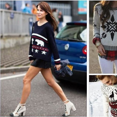 10 Sweaters You'll Actually Want To Wear To Your Ugly Sweater Holiday Party