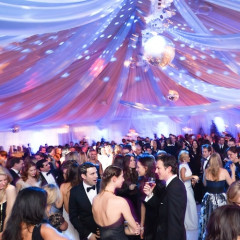 Last Night's Parties: The NYBG Hosts Its Annual Winter Wonderland Ball, The Cast Of