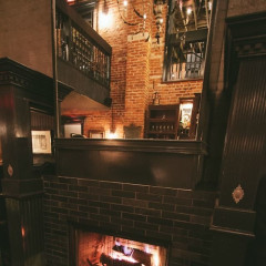 Brave The Cold At These Spots Boasting Toasty Fireplaces!