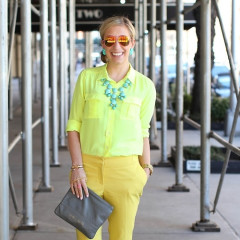 Fashion Foodie Friday: Interview With Julia Dzafic Of Lemon Stripes