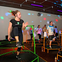 7 Unconventional Fitness Classes To Try In NYC