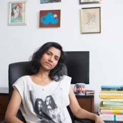 Interview: Tanya Selvaratnam Talks