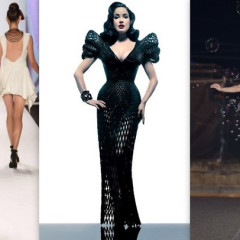 3D Printing In Fashion: Our Favorite Tech-Inspired Pieces