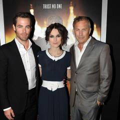 Last Night's Parties: Keira Knightley, Chris Pine Premiere 'Jack Ryan,' Lea Michele, Jonathan Groff Celebrate