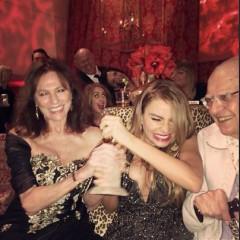 Instagram Round Up: Celebs Let Loose At The 2014 Golden Globe Awards