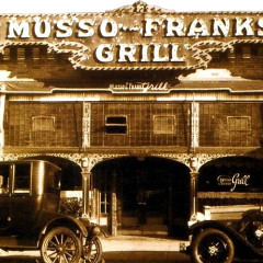 #TBT: Musso & Frank's On Hollywood Boulevard, 1930