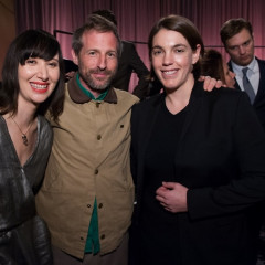 Last Night's Parties: Cate Blanchett, Pharrell Attend The Oscar Nominees Luncheon, Jared Leto, Lupita Nyong'o Fete Nominees With The Hollywood Reporter & More