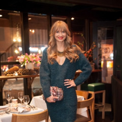 Where She Went & What She Wore: Fashion Week Feast At Mas La Grillade