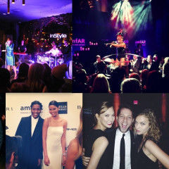 Last Night's Parties: A$AP Rocky, Karlie Kloss & Chelsea Clinton Honor Peter Lindbergh At The amFAR Gala, Details Mag Celebrates Its March Issue & More!
