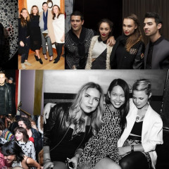 Last Night's Parties: Alexander Wang Celebrates His Fall 2014 Collection At Gilded Lily, Porter Magazine Throws A Launch Party At Narcissa & More!