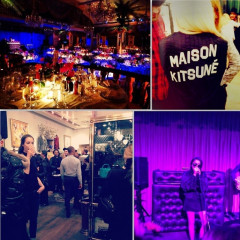 Last Night's Parties: NYFW Comes To A Close With The Marc Jacobs After-Party, The Box NYC Celebrates 7 Years & More!