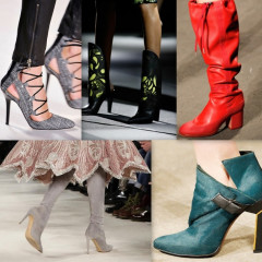 Best In Shoes: 16 Amazing Pairs From The Fall 2014 NYFW Runways