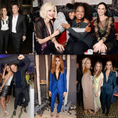Last Night's Parties: Brad Pitt & Angelina Jolie Celebrate The BAFTA Awards, Cara Delevingne Helps Kick Off London Fashion Week & More!