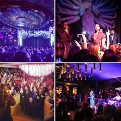 The Top NYC Party Venues For Spring 2014