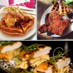 Food Trend: Where To Find The Best Chicken & Waffles In NYC