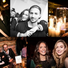 Last Night's Parties: Julian Schnabel & Padma Lakshmi Attend The 2014 Turtle Ball, SKATERS Performs For Bullett Magazine & More!