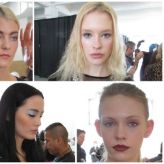 Backstage Beauty: Tips & Tricks From The Fall 2014 Tracy Reese Show