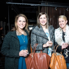 Last Night's Parties: Frye Pop-Up Gallery, Bluemercury Fairfax Grand Opening, St. Jude's Gourmet Gala And More!