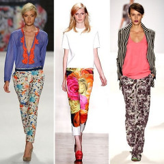Trend Alert: 13 Floral Pants To Set Your Spring Wardrobe Abloom