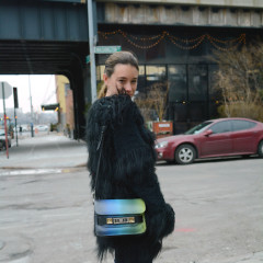 NYC Street Style: Friday Fashion In The Village