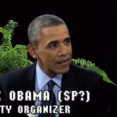 Barack Obama Has Hilarious Interview With Zach Galifianakis!
