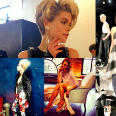 Interview: Jane Hruska On Her Design Inspirations, Fashion Week & Lady Gaga
