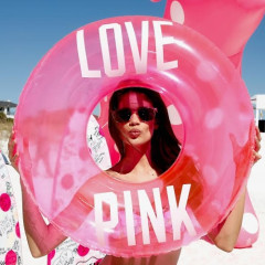Victoria's Secret PINK Model Sara Sampaio & DJ Irie Host A Spring Break Beach Party In Destin Florida