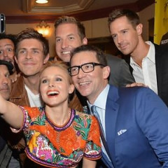 Last Night's Parties: Kristen Bell, Ryan Hansen Premiere 'Veronica Mars,' Elle Fanning, Olivia Munn Fete Hollywood's Top Stylists & More