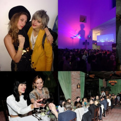 Last Night's Parties: Diplo Hits The MoMA For The 2014 Armory Party, Gilded Lily Throws A Soiree With The Top Names In Nightlife & More!