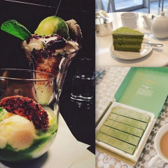 Food Trend: 6 Of The Best Matcha Desserts In NYC