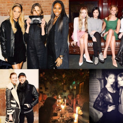Last Night's Parties: Ricardo Tisci Unveils The Nike + R.T. Air Force 1 Collection, Karlie Kloss & Derek Blasberg Attend The xx Show At Park Avenue Armory & More!