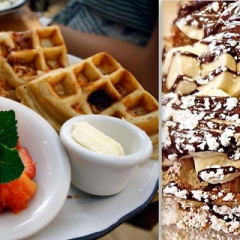 10 Spots To Celebrate International Waffle Day In NYC