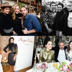 Last Night's Parties: Barneys Honors Dries Van Noten, Hannah Bronfman & Leandra Medine Celebrate Roger Vivier's Spring 2014 Collection & More!