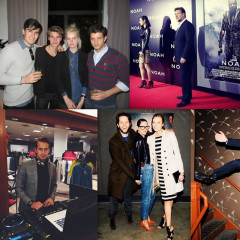 Last Night's Parties: J.Crew Celebrates Its Collaboration With Casey Neistat, Emma Watson & Russell Crowe Attend The