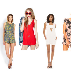 12 Irresistible Rompers For Springtime & Playtime!