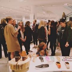 Busy Philipps, Mena Suvari & More Celebrate Matt Bernson's Spring 2014 Collection Launch