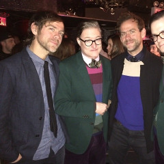 AndrewAndrew's Nightlife Diary: Twinning With The National, Glittering At Gilded Lily & More!