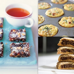 Stay Satisfied & In Shape With These 8 Healthy Snack Recipes